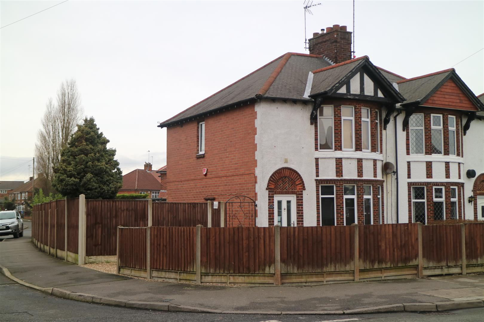 Dalestorth Road Sutton-In-Ashfield NG17 3AE
